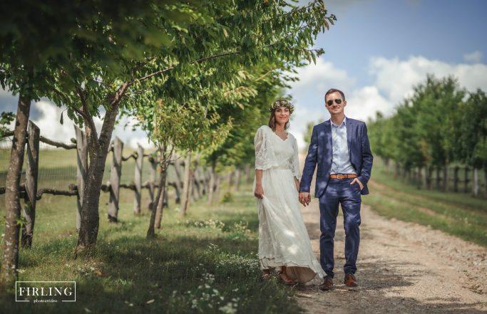 Esküvő Bükkösd – fotózás az Ökoparkban